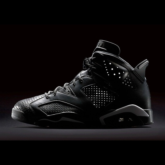 "best service e3800 1f9e4 Air Jordan 6 "" black cat"""